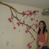 Video & Photos: Wall Tattoos – Decor for homeowners & apartment dwellers who don't want to paint