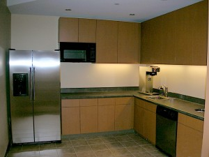 Santa Monica Commerical Office - Kitchen 