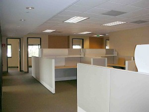 Santa Monica Commerical Office - Cubicles